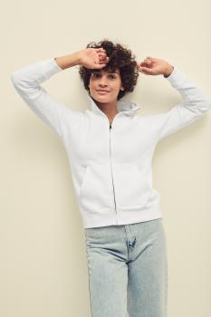 D�msk� mikina Lady-Fit Premium Sweat Jacket