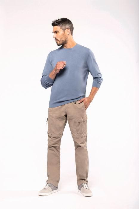P�nsk� kalhoty s odep�nac�mi nohavicemi