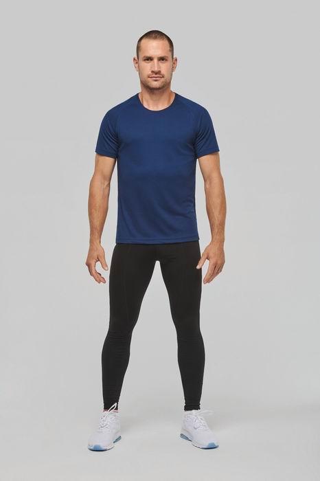 Pánské sportovní trièko krátký rukáv