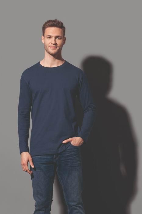 Pánské trièko Comfort-T dlouhý rukáv