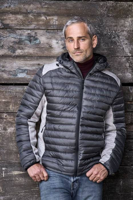 Pánská bunda Hooded Aspen Crossover Jacket