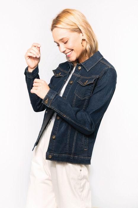 Dámská džínová bunda