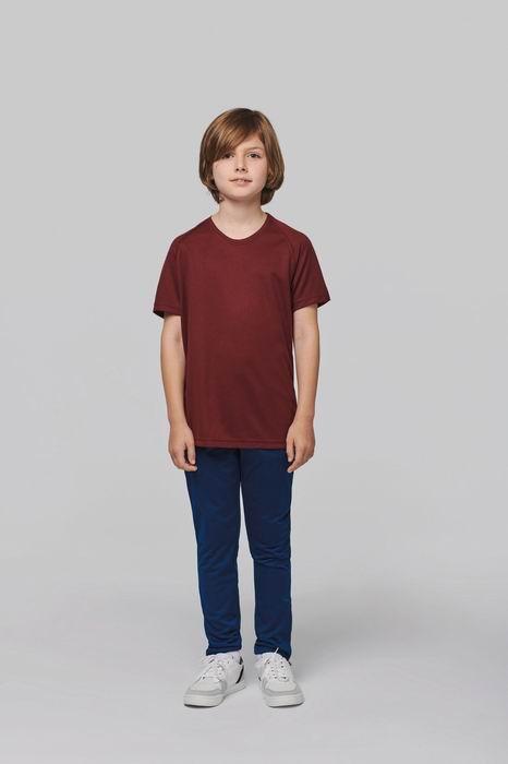Dìtský dres - trièko kr. rukáv