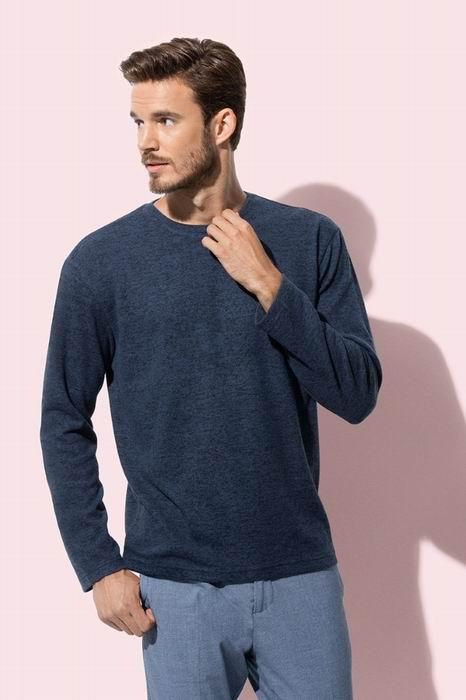 Pánský lehký úpletový svetr - Výprodej