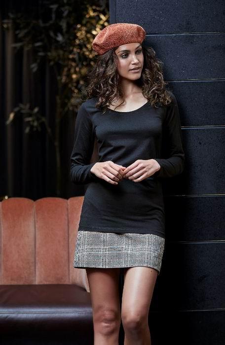 Dámské streèové trièko dl.rukáv Tee Extra Lenght - Výprodej - zvìtšit obrázek